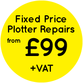 Fixed Price Plotter Repairs